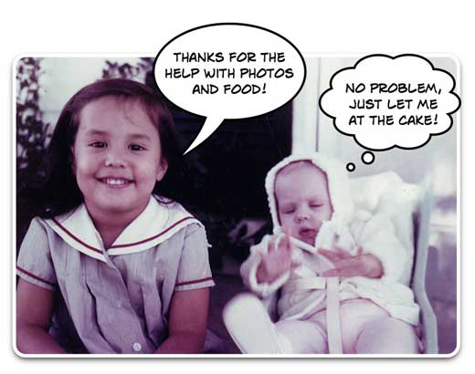 Fun with Old Family Photos