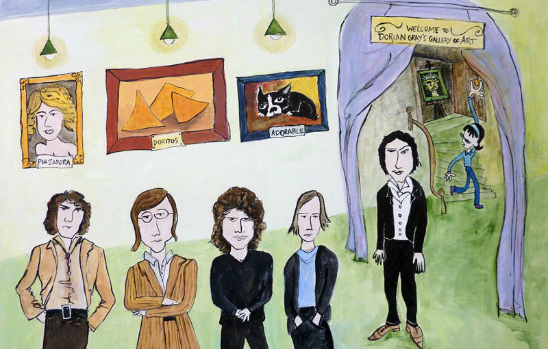 PaMdora & The Doors meet Dorian Gray