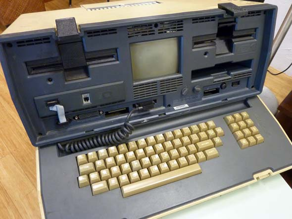 Prehistoric Laptop