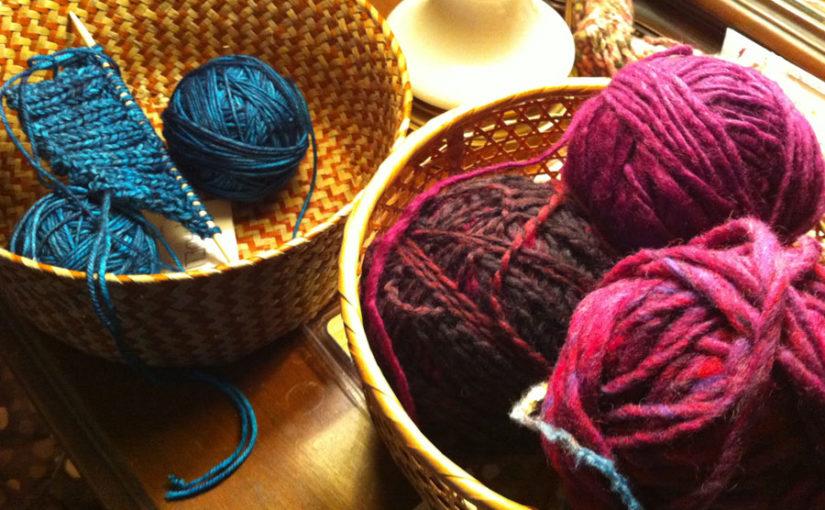 Needles and Yarns