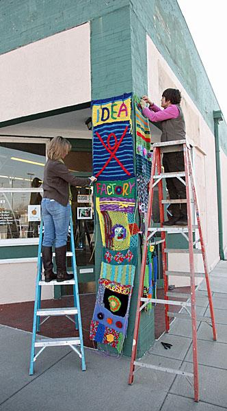 ideaxfactory-yarnbomb-installation