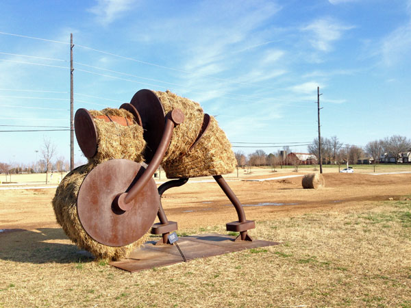 Hay-Gleaner