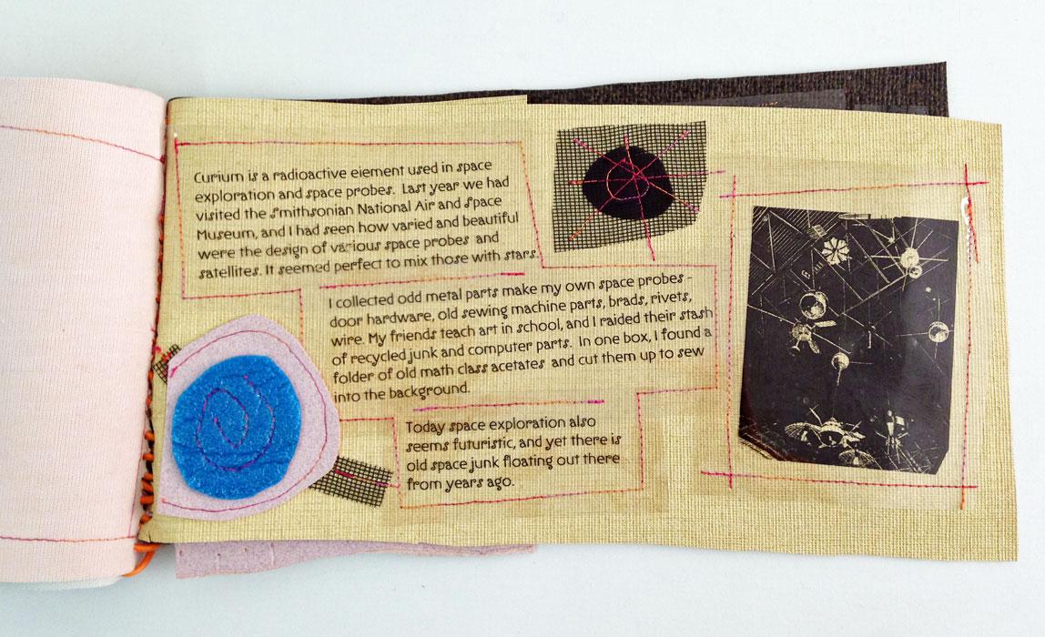 Curious Curium An Alternative Quilt Amp Journal Pamdora