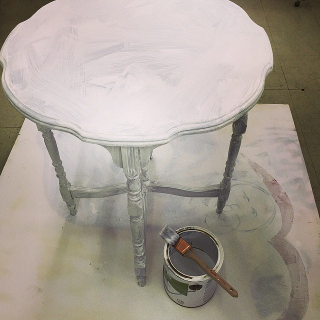 gesso-table