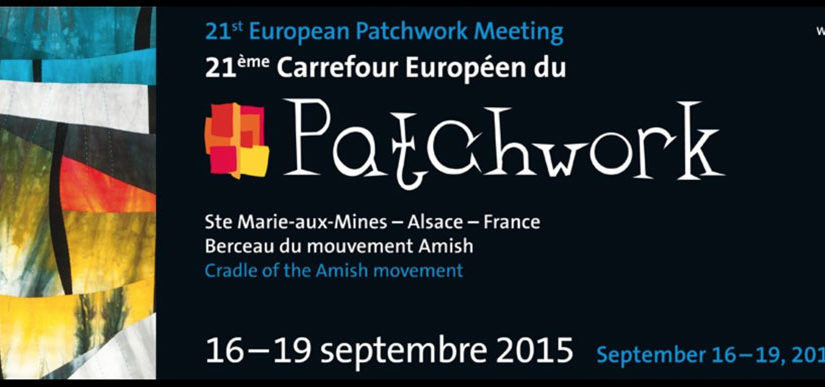"""Threads of Thought"" at 21st European Patchwork Meeting"